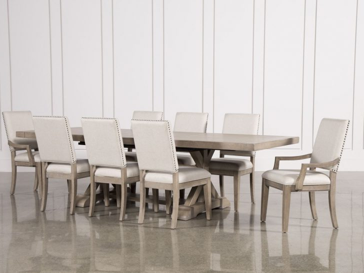 Mallard 7 Piece Extension Dining Sets With Regard To Most Up To Date Living Spaces Dining Room Tables # (View 10 of 20)