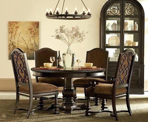 Marbella Dining Tables Pertaining To Fashionable Marbella Dining Table Noir – Alpenduathlon (View 11 of 20)
