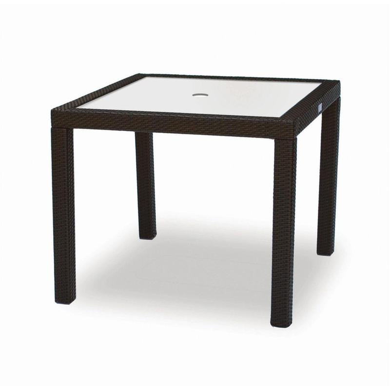 Marbella Dining Tables With Preferred Korson Furniture Outdoor Tables Marbella Mar304Ess Square Dining (View 12 of 20)