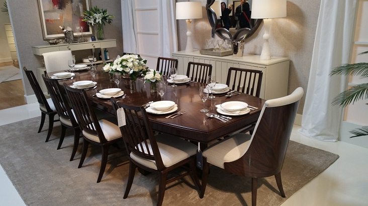 Market 6 Piece Dining Sets With Host And Side Chairs Throughout Fashionable Stanley Furniture Dining Roomsdiningroomsoutletdining (View 11 of 20)
