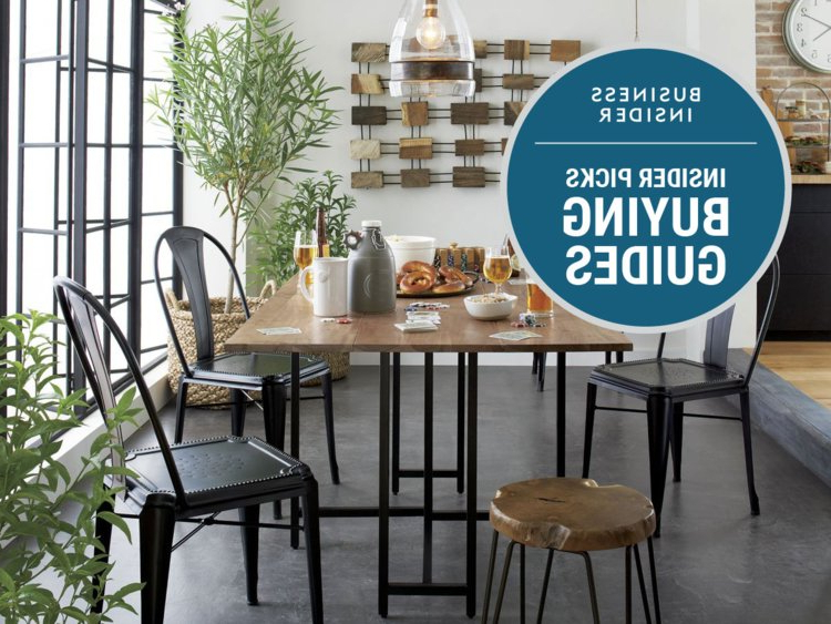Market 6 Piece Dining Sets With Host And Side Chairs Throughout Most Up To Date The Best Dining Table You Can Buy – Business Insider (View 7 of 20)