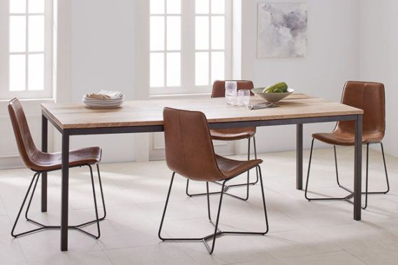 Market 6 Piece Dining Sets With Host And Side Chairs With Regard To Popular How To Buy A Dining Or Kitchen Table And Ones We Like For Under (View 8 of 20)