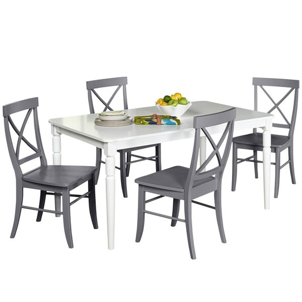 Market 7 Piece Dining Sets With Side Chairs With Newest Kitchen & Dining Sets (View 12 of 20)