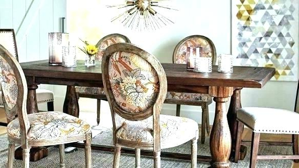 Market Dining Tables Regarding Most Recently Released Old World Dining Table – Bcrr (View 13 of 20)