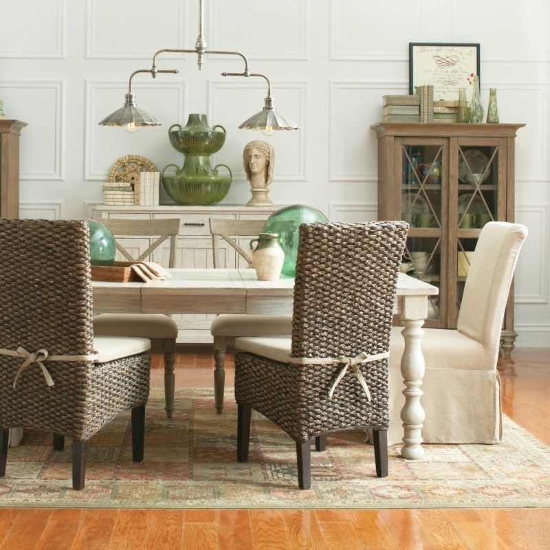 Market Side Chairs Inside 2018 7 Ways To Mix And Match Chairs In The Dining Room – Schneiderman's (View 11 of 20)