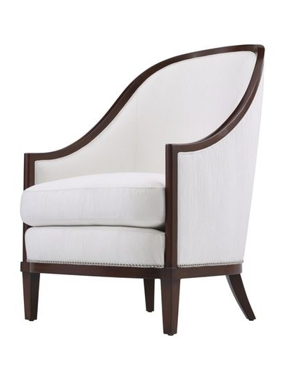 Mayfair Bergere Chair Traditional, Transitional, Upholstery Fabric Within Popular Laurent Upholstered Side Chairs (View 7 of 20)