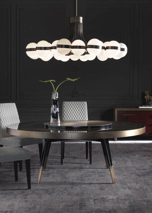Mayfair – Gianfranco Ferrè Home Within Trendy Mayfair Dining Tables (View 8 of 20)