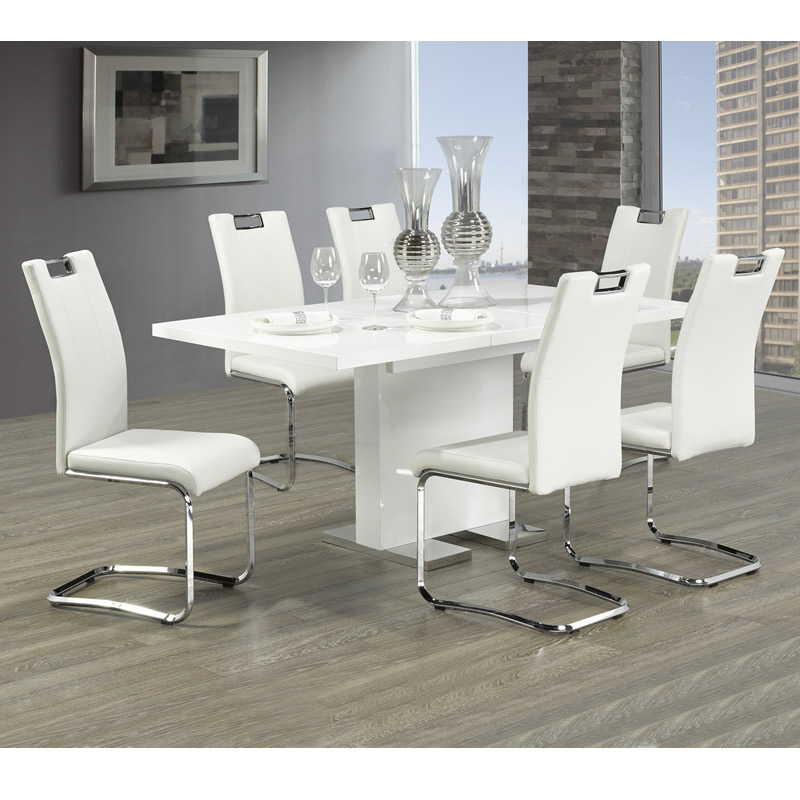 Mazin Furniture Dining Tables Vogue 5433 Dining Table (rectangle Within Latest Vogue Dining Tables (View 13 of 20)