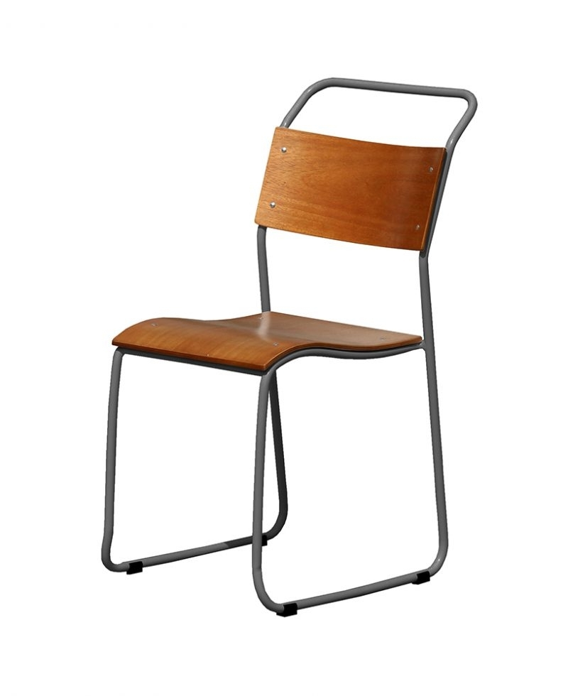 Metal Frame Plywood Dining Chair Chinese Wholesale Dining Chairs And In Most Recently Released Plywood & Metal Brown Dining Chairs (View 3 of 20)