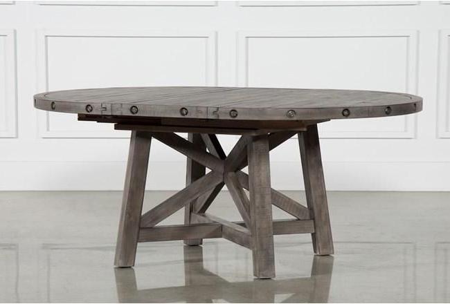 Mi Casa Es Su Casa Within Preferred Jaxon Round Extension Dining Tables (View 3 of 20)