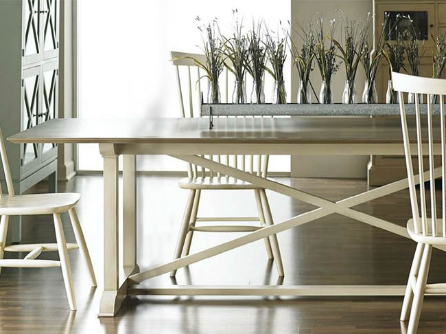 Milton Dining Table Pertaining To Most Recently Released Milton Dining Tables (Gallery 12 of 20)
