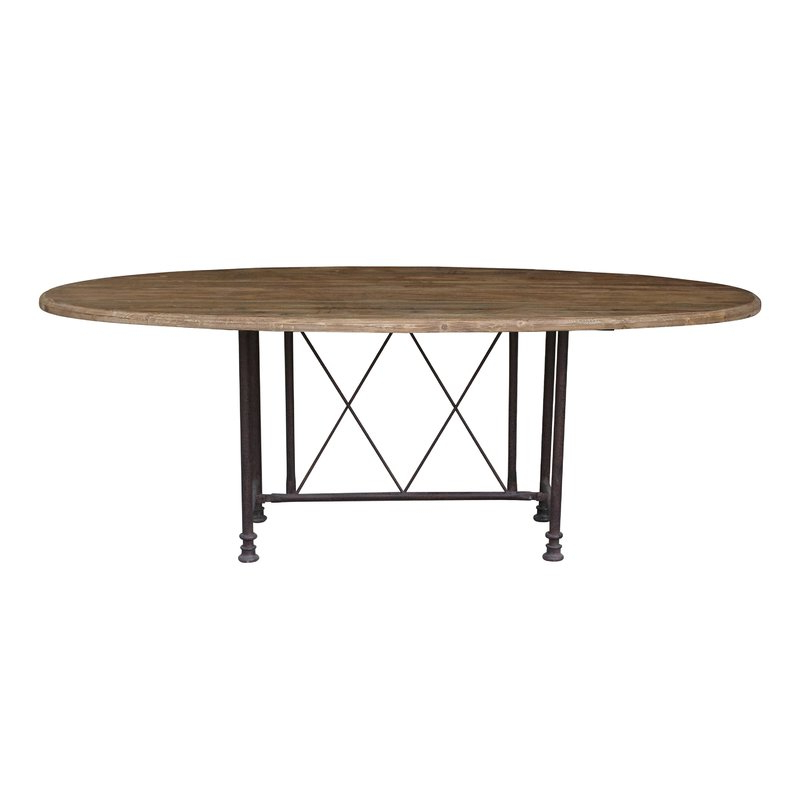 Milton Dining Tables Intended For Most Recently Released White X White Milton Dining Table & Reviews (View 10 of 20)