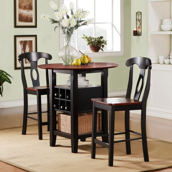 Minimalist Dining Tables For With Dining Tables For Two (View 11 of 20)