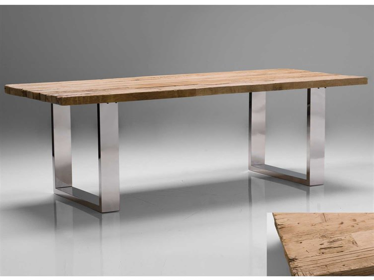 Mobital Provence 94 X 39 Rectangular Reclaimed Solid Wood Top Dining Regarding Preferred Provence Dining Tables (View 2 of 20)