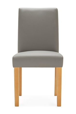 Moda Grey Side Chairs Pertaining To Newest Buy Set Of 2 Moda Ii Faux Leather Dining Chairs From The Next Uk (View 10 of 20)