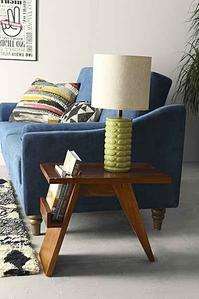 Moda Reader Side Table (View 13 of 20)