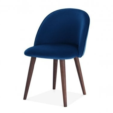 Modern & Contemporary Designer Chairs With Current Moda Blue Side Chairs (View 2 of 20)