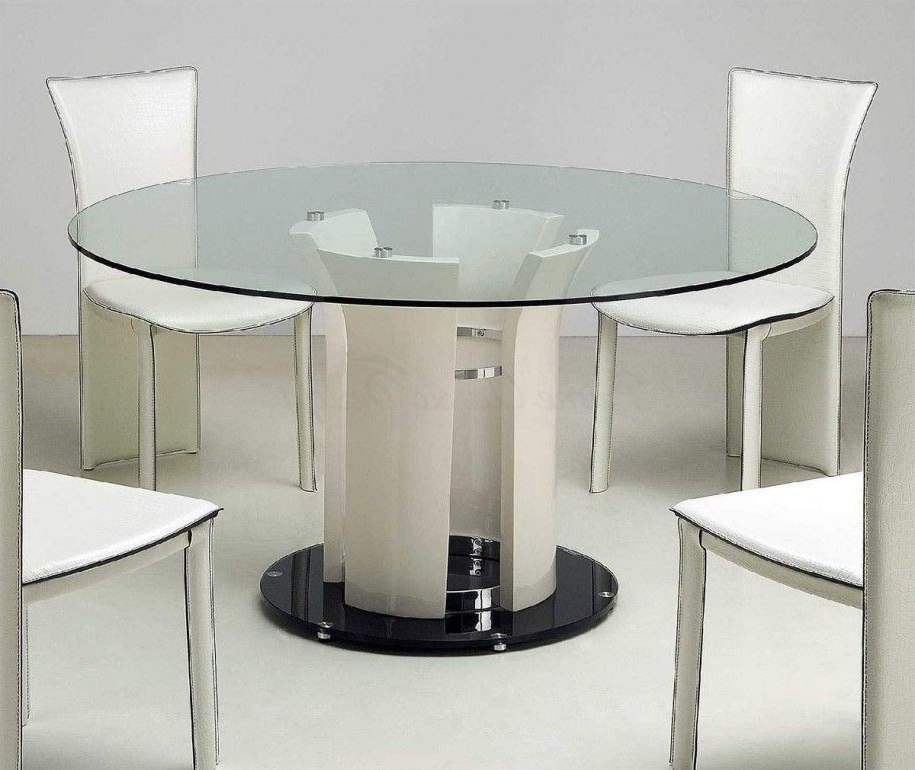 Modern Cylinder Dining Table Base (View 19 of 20)