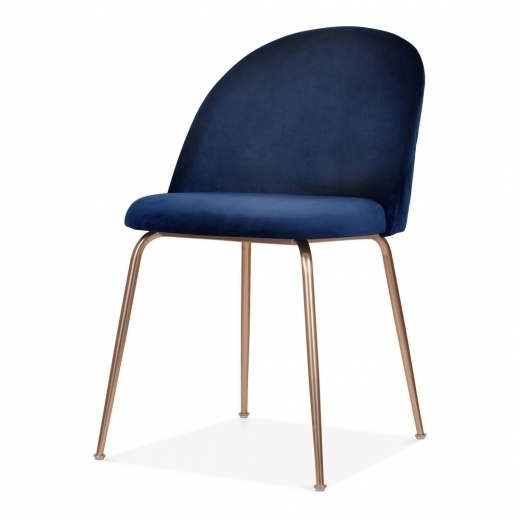 Featured Photo of Moda Blue Side Chairs