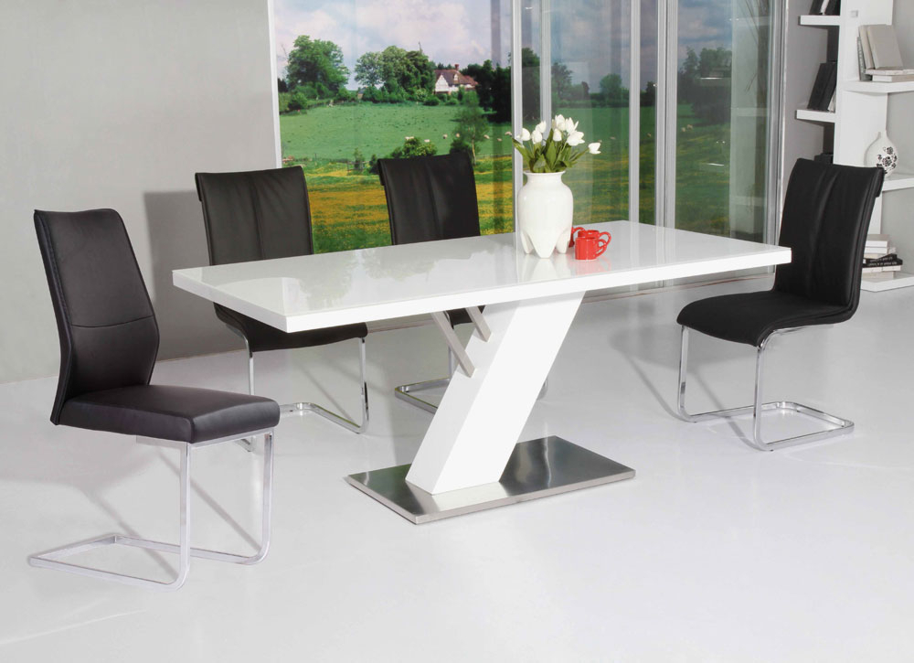 Modern Dining In Most Current Modern Dining Tables (View 9 of 20)
