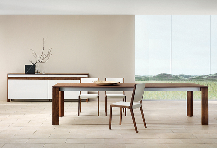 Modern Dining Room Furniture In Favorite Contemporary Dining Tables – Decoration Channel (View 20 of 20)