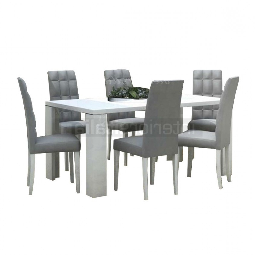 [%Modern Dining Set | 0% Interest Free Finance Available With Well Known White Gloss Dining Chairs|White Gloss Dining Chairs In Best And Newest Modern Dining Set | 0% Interest Free Finance Available|Best And Newest White Gloss Dining Chairs Pertaining To Modern Dining Set | 0% Interest Free Finance Available|2018 Modern Dining Set | 0% Interest Free Finance Available Regarding White Gloss Dining Chairs%] (View 1 of 20)