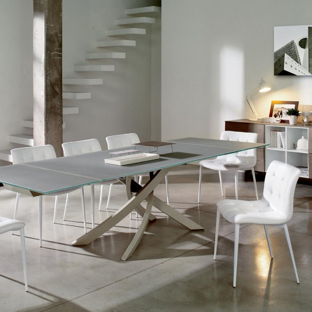 Modern Dining Tables (Gallery 19 of 20)