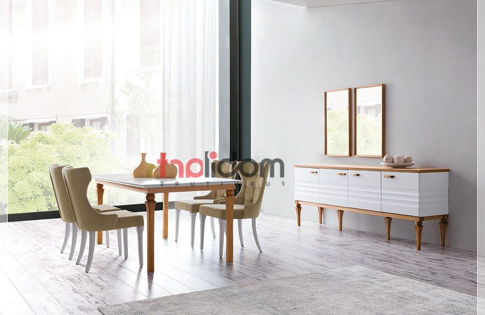 Monaco Dining Room Furniture (Gallery 16 of 20)