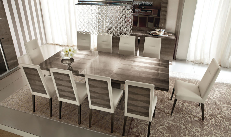 Monaco Dining Sets Pertaining To Well Known Alf Monaco Dining Room (View 13 of 20)