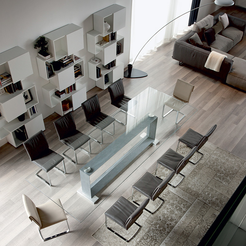 Monaco Dining Table. Dining Tables. Dining : Cattelan Italia (View 19 of 20)