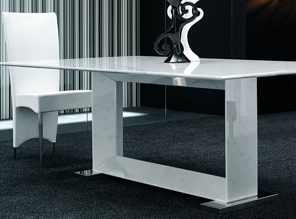Monaco Dining Tables With Fashionable Marble Dining Table Monacocattelan Italia – Dining Tables – Dining (View 13 of 20)