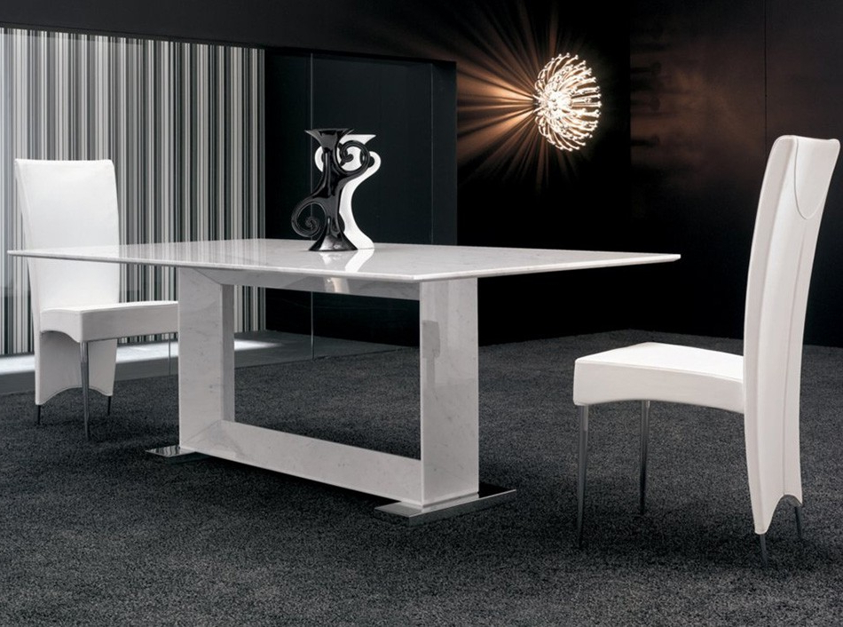 Monaco Dining Tables With Widely Used Marble Dining Table Monacocattelan Italia – Dining Tables – Dining (View 15 of 20)