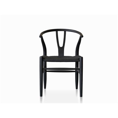 Mosman Replica Wishbone Black Dining Chair (View 7 of 20)