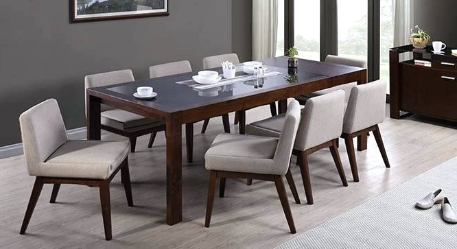 Most Current 8 Seater Dining Table India 6 To 8 Extendable 8 Dining Table Set 8 Throughout Cheap 8 Seater Dining Tables (View 13 of 20)