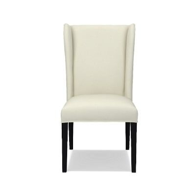 Most Current Ashbury Dining Side Chair, Ebony, Belgian Linen, Oyster (View 13 of 20)