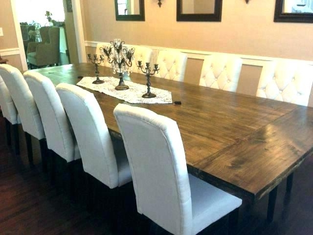 Most Current Big Dining Tables For Sale Regarding Extra Large Dining Tables Charming Large Modern Dining Table Slab (View 8 of 20)