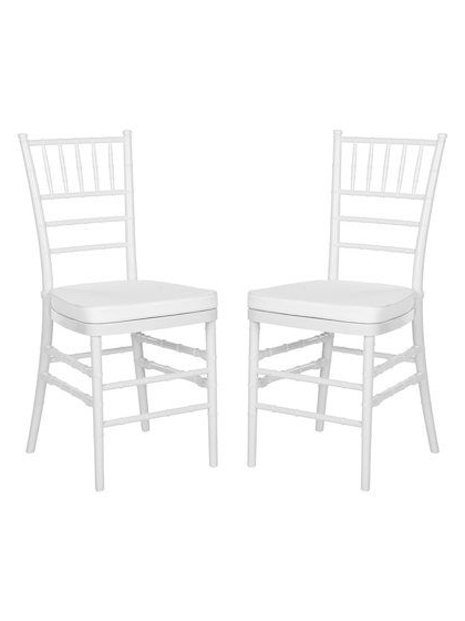 Most Current Carly Side Chairs (Set Of 2)Safavieh At Gilt (View 13 of 20)