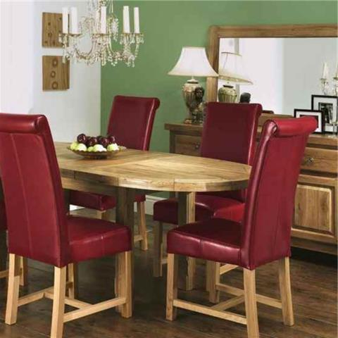 Most Current Classic & Modern Italian Dining Throughout Oak Dining Suites (View 8 of 20)