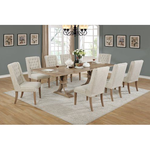 Most Current Denville 9 Piece Dining Set (View 8 of 20)