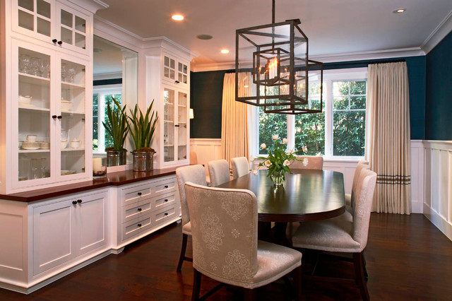 Most Current Dining Room Cabinets For Traditional Homes (Gallery 5 of 20)
