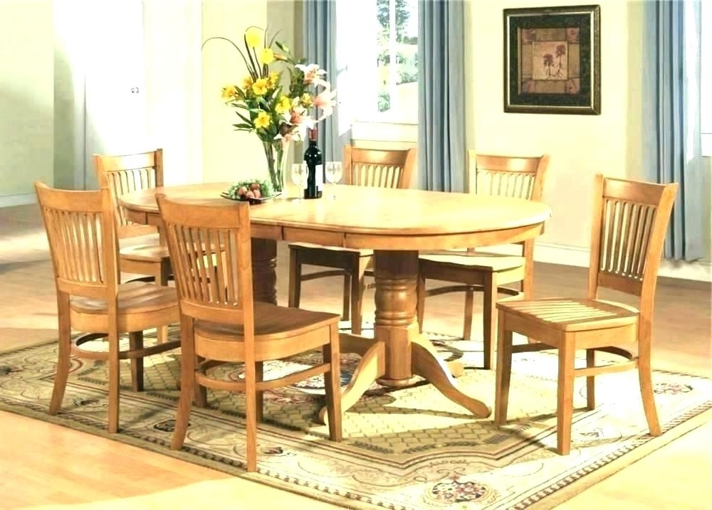 Most Current Dining Room Table 6 Chairs Round Dining Table Set For 6 6 Dining Throughout 6 Seat Dining Tables (View 19 of 20)
