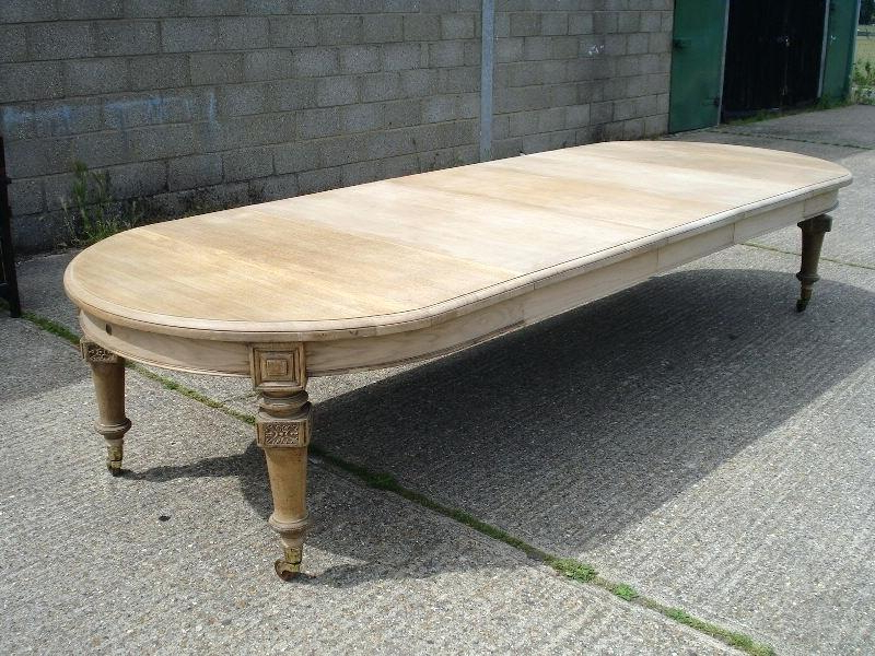 Most Current Dining Table Seats 14 – Dining Room Design Intended For Extending Dining Tables With 14 Seats (View 15 of 20)