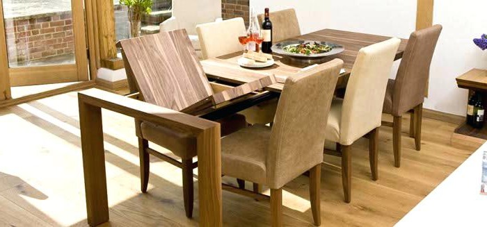 Most Current Expanding Dining Room Table – Vertkal (View 8 of 20)
