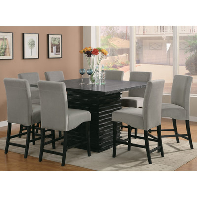 Most Current Great Buy Wooden Importers Avon 7 Piece Dining Set Inexpensive Price With Market 5 Piece Counter Sets (View 12 of 20)