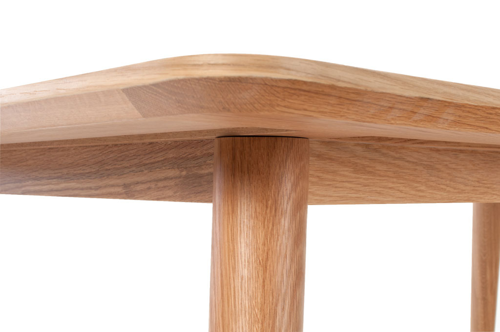 Most Current Logan, Retro Dining, Rectangle Table Small, Oak Legs With Regard To Logan Dining Tables (View 14 of 20)