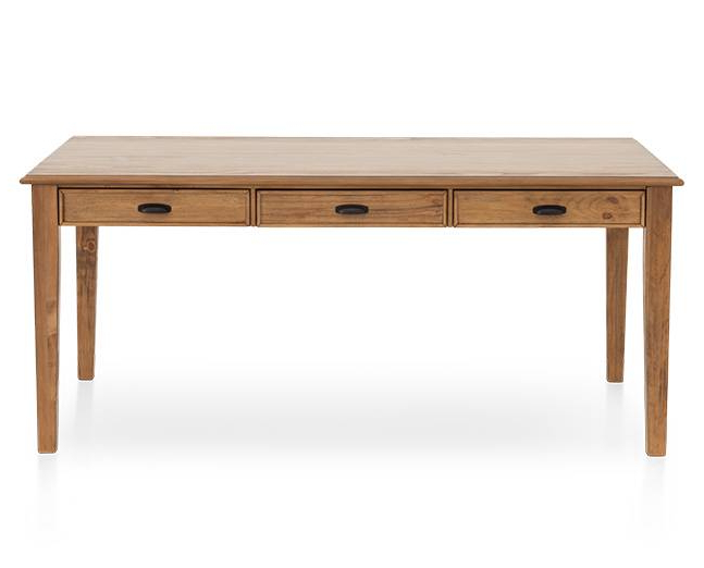 Most Current Magnolia Home Farmhouse Counter Height Table – Furniture Row Intended For Magnolia Home Taper Turned Jo's White Gathering Tables (View 13 of 20)