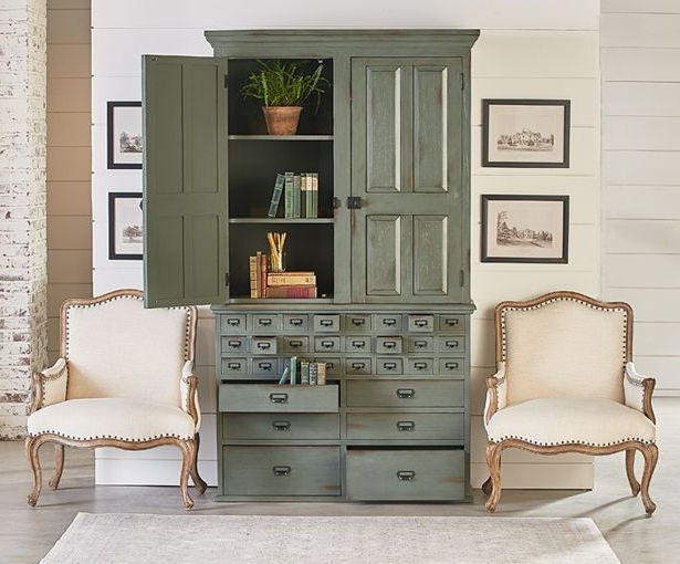 Most Current Magnolia Homejoanna Gaines: New Pieces In All Collections In Magnolia Home Method Mesh Back Side Chairs (View 12 of 20)