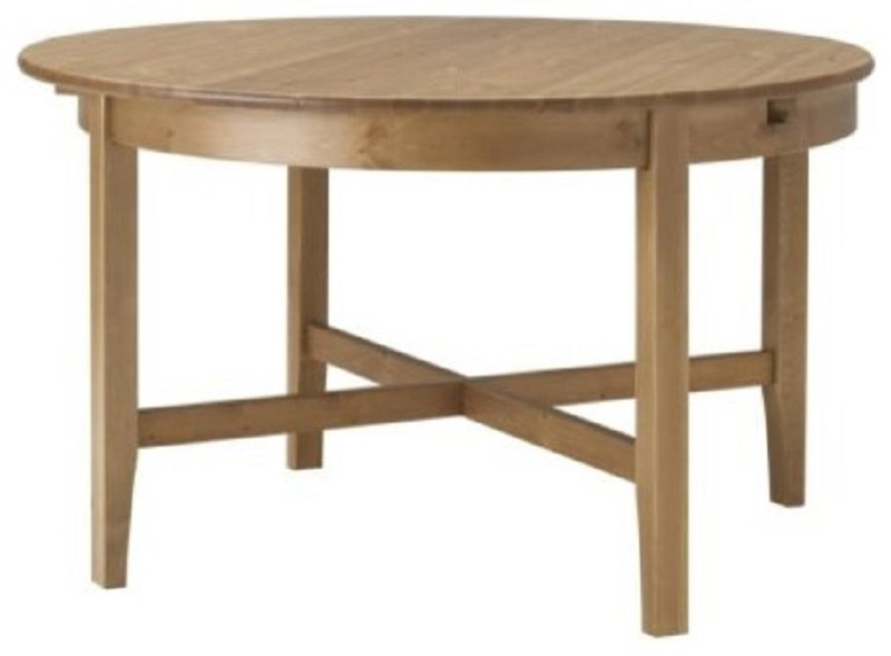 Most Current Modern Round Expandable Dining Table Ikea Round Dining Table Set Inside Ikea Round Dining Tables Set (View 14 of 20)
