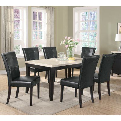 Most Current Norwood 7 Piece Rectangular Extension Dining Sets With Bench, Host & Side Chairs With Regard To 16 Best Ideas For The House Images On Pinterest (View 8 of 20)