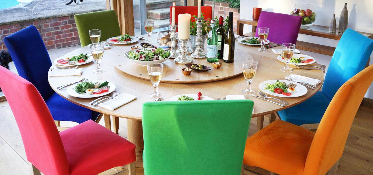Most Current Oak Fabric Dining Chairs For Contemporary Dining Chairs (View 13 of 20)